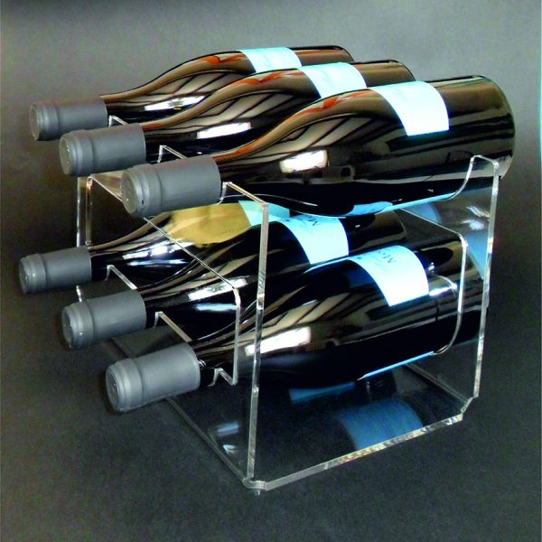 U-shaped wine canteen