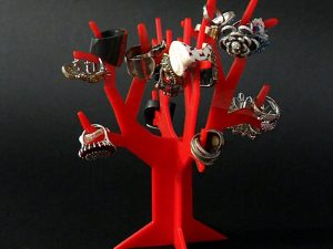 Jewellery tree holder