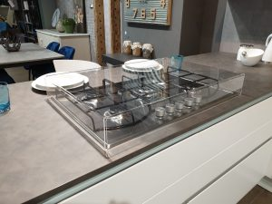 Plexiglass hob covers